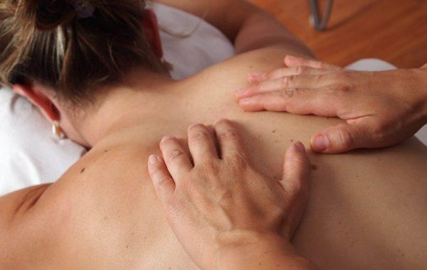 Chinese Meridian Massage